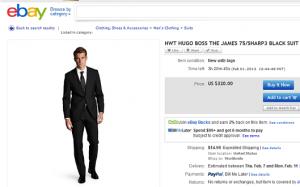 Stylish Mens Suit