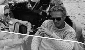 steve mcqueen cable sweater