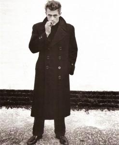 Dean in Pea coat-Long